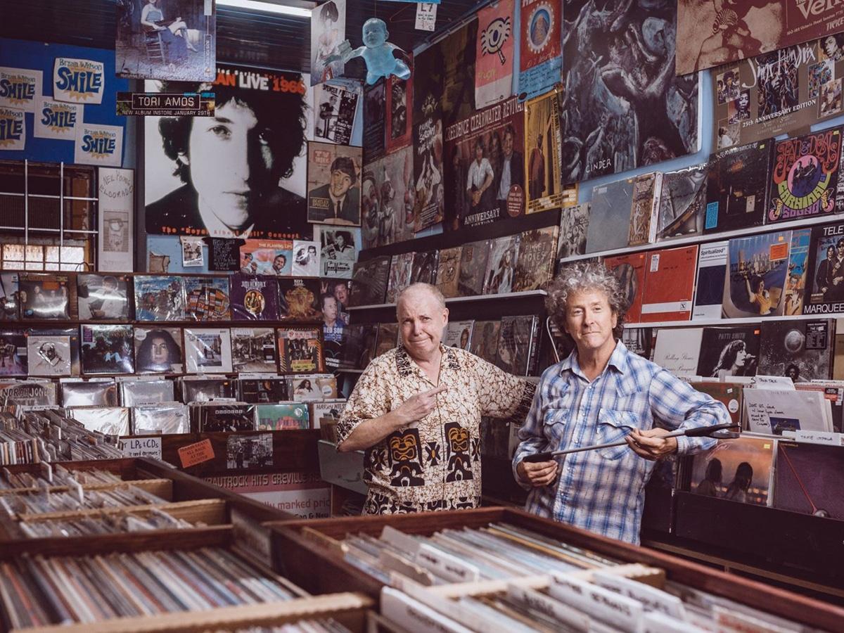 greville records interior