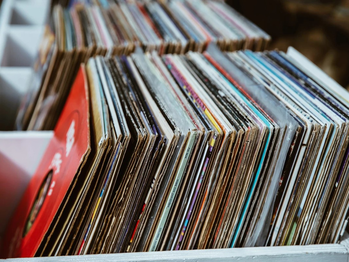 oh jean records second hand vinyl records