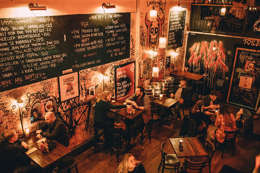 Best Bars in Sydney Mary's Newtown
