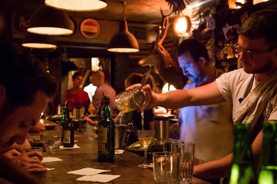 Best Bars in Sydney Shady Pines Saloon