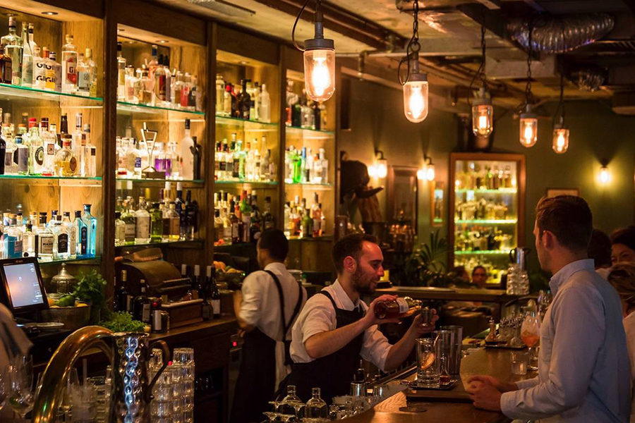 Best Bars in Sydney The Barber Shop