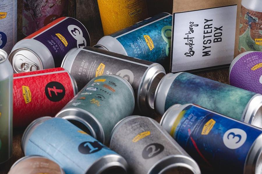 Bucket Boys Best Beer Subscription Services in Australia