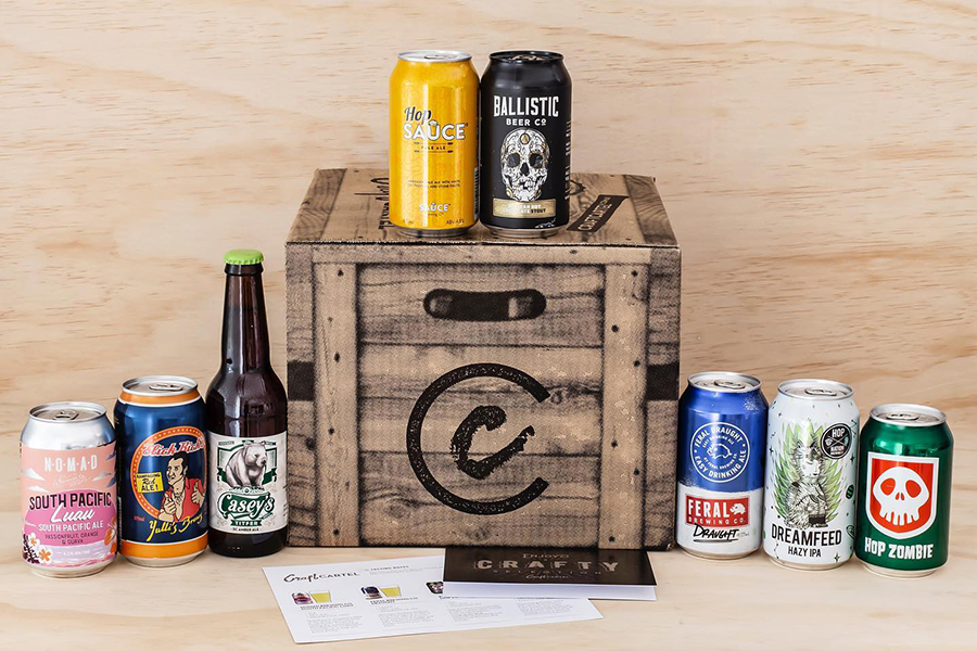 Craft Cartel Best Beer Subscription Services in Australia