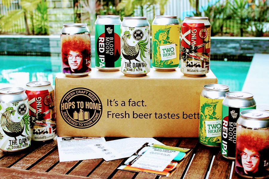 Hops to Home Best Beer Subscription Services in Australia