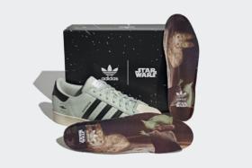 Adidas Mandalorian Collection