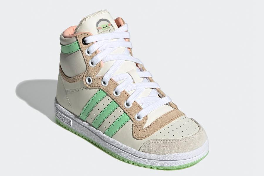 Adidas Mandalorian Collection side