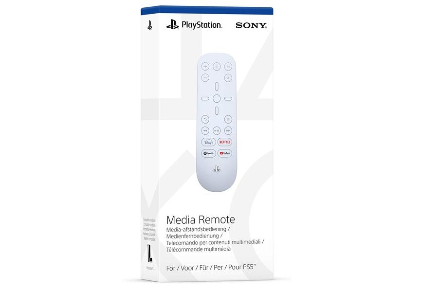 PlayStation 5 Media Remote
