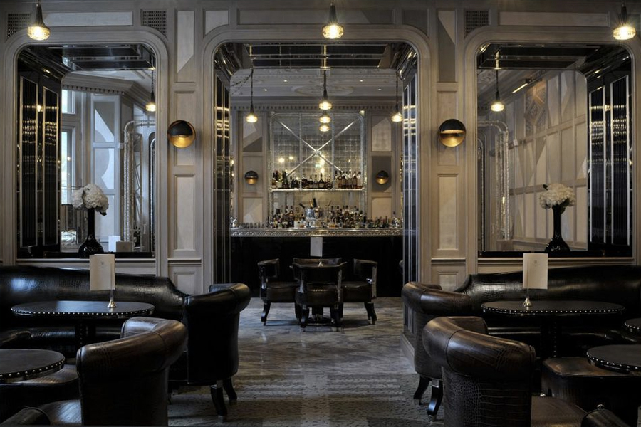 Best Bars in the World 2020 - connaught bar