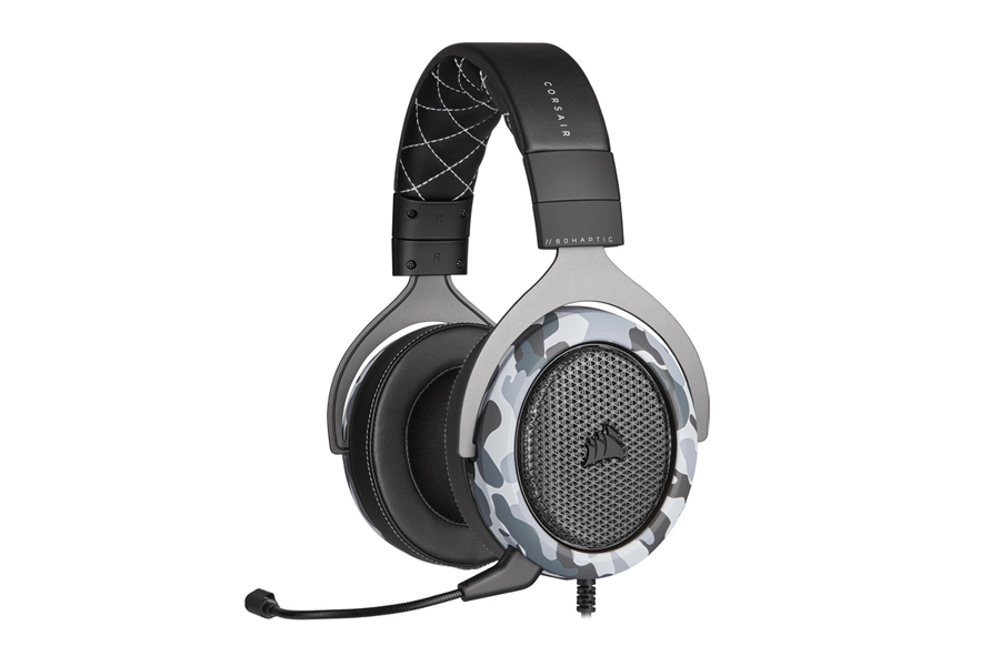 Best Gaming Headsets - corsair hs60 haptic