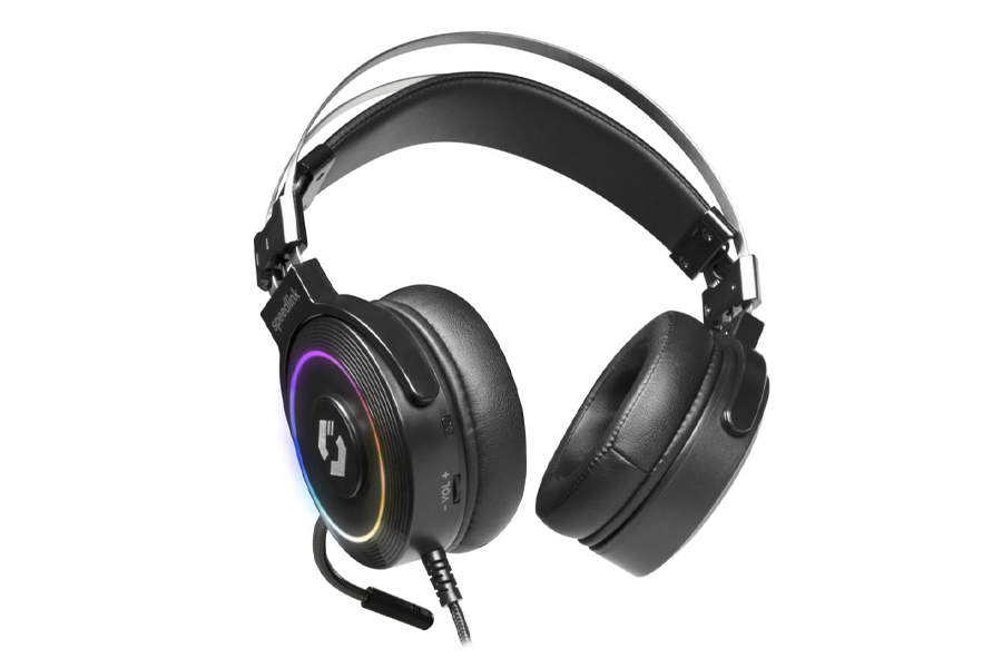 Best Gaming Headsets - speedlink orios rgb 7.1 gaming headset