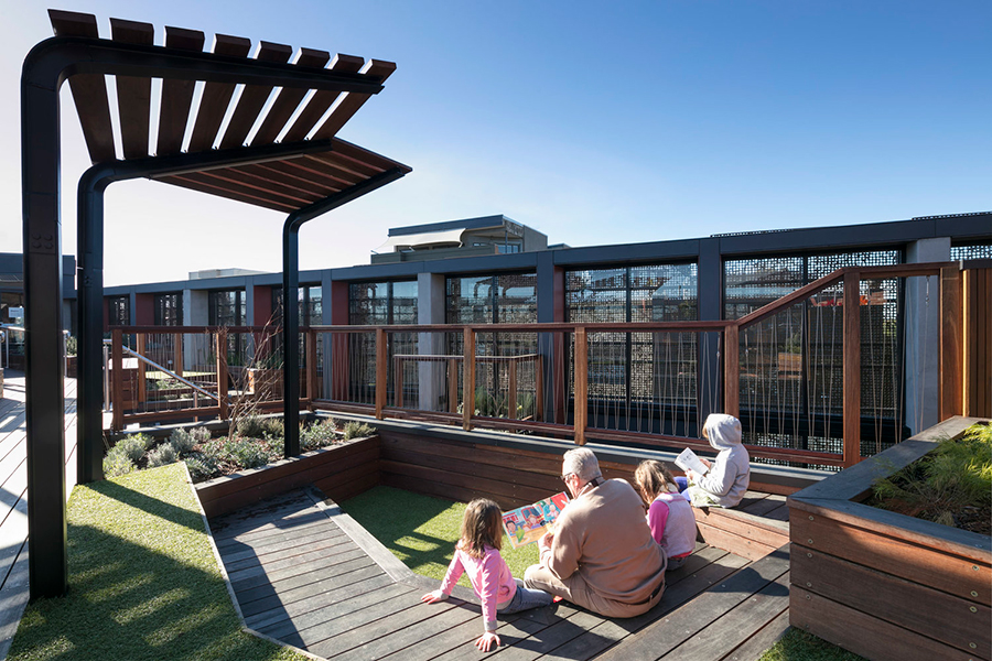 Best Libraries in Melbourne Bargoonga Nganjin North Fitzroy Library