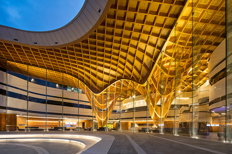 Best Libraries in Melbourne Bunjil Place Library