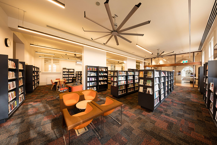 Best Libraries in Melbourne Kathleen Syme Library and Community Centre
