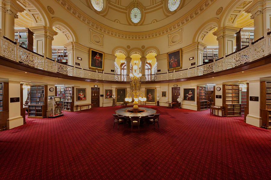 Best Libraries in Melbourne Law Library of Victoria
