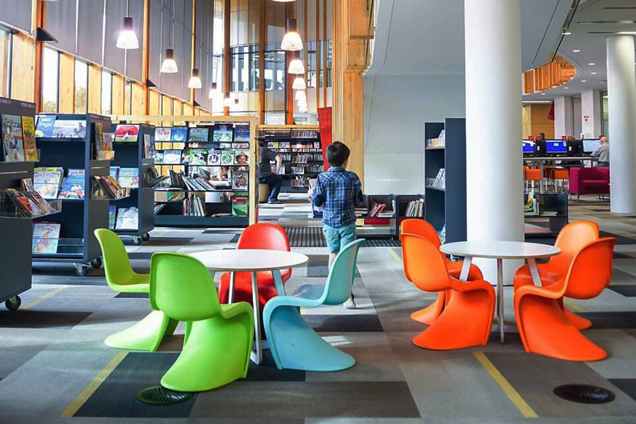 Best Libraries in Melbourne Melton Library