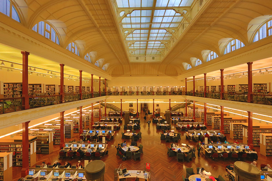 Best Libraries in Melbourne
