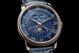 Blancpain Villeret Complete Calendar watch