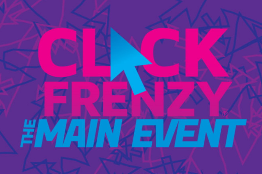 Click Frenzy The Main Event graphic