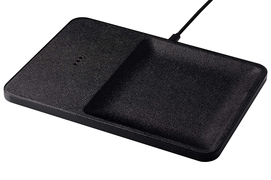 Courant Catch 3 Wireless Charging Pad black