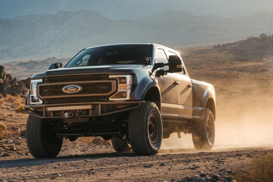 Win a Custom Ford F-250 4×4 Diesel and $20,000!