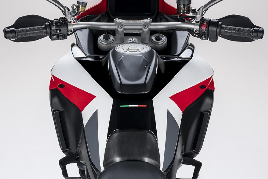 Ducati Multistrada V4 front