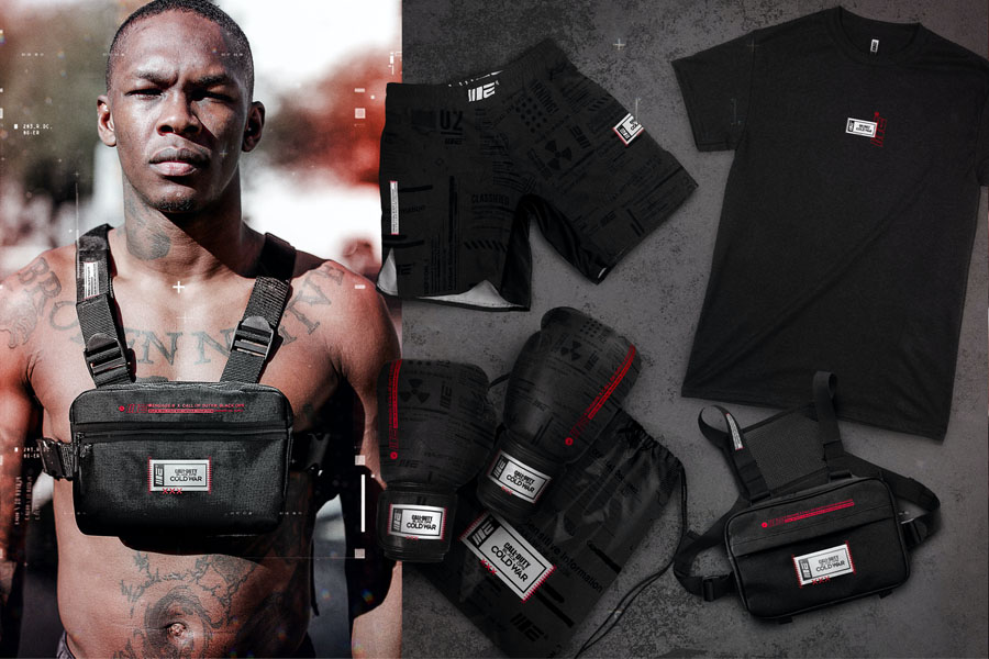 OD: Black Ops Cold War X Engage Capsule Collection