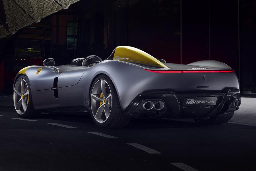 Ferrari Monza SP1 back