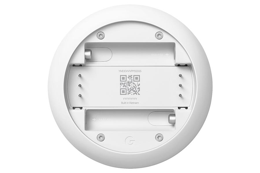 Google Thermostat open back