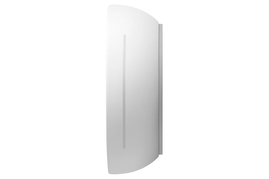 Google Thermostat side