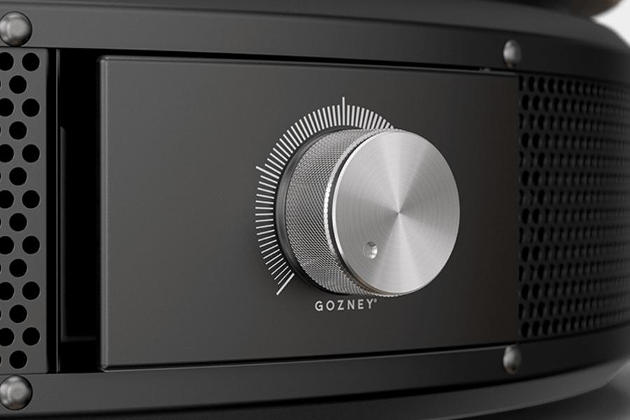 Gozney Dome oven knob