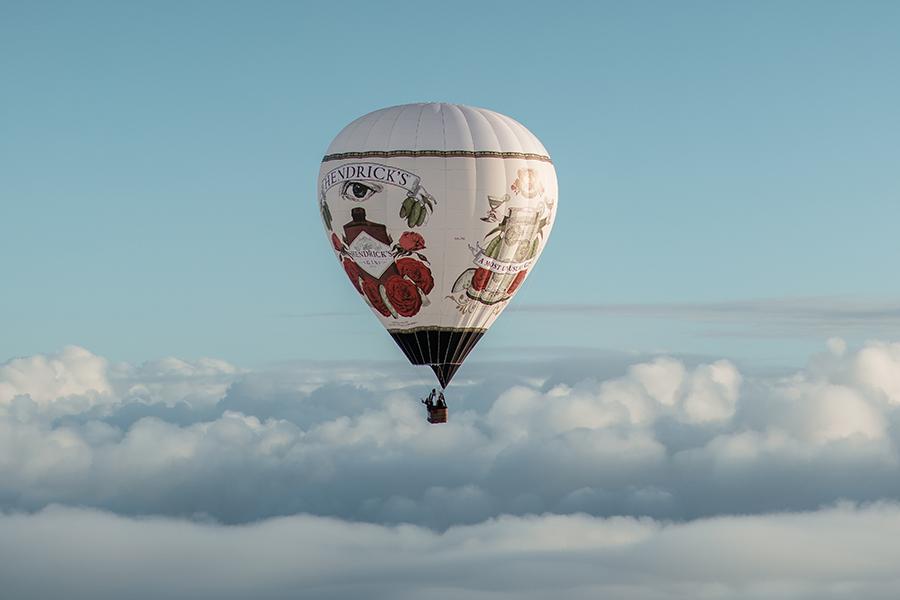 Hendrick's Balloon