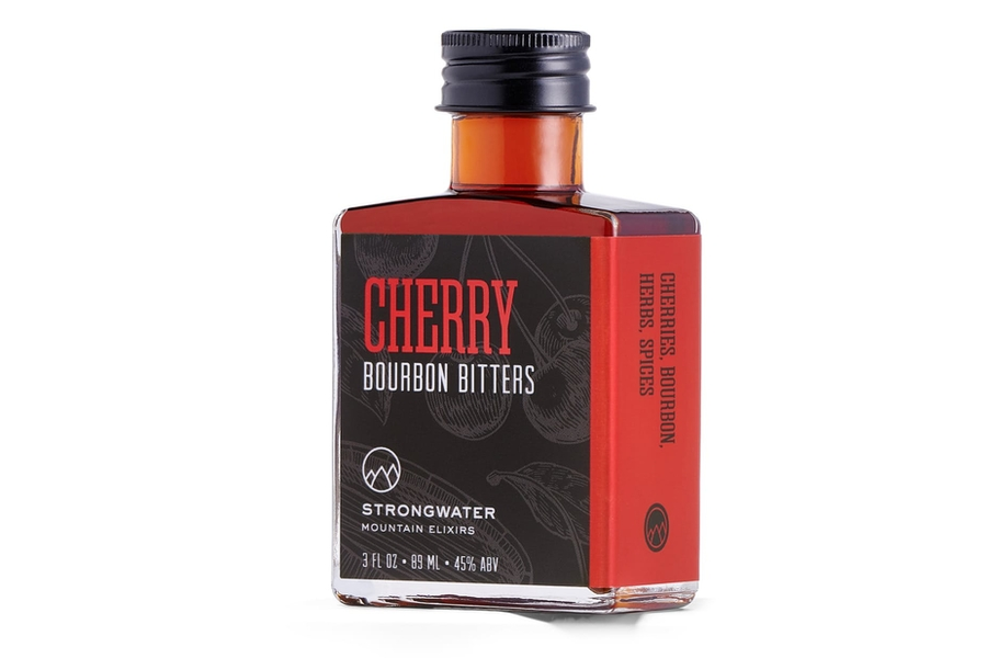 Strongwater Cherry Bourbon Cocktail Bitters