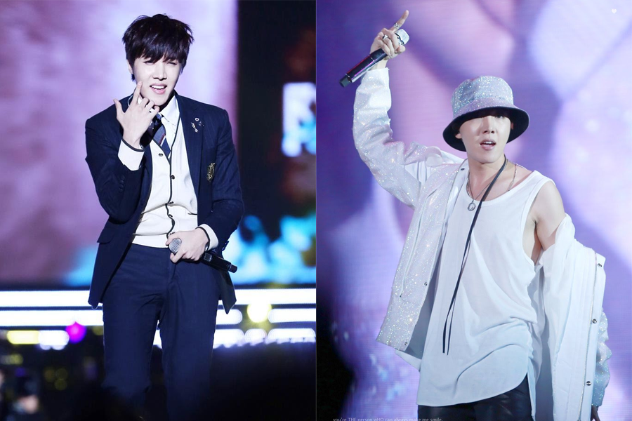 J-Hope Style Guide