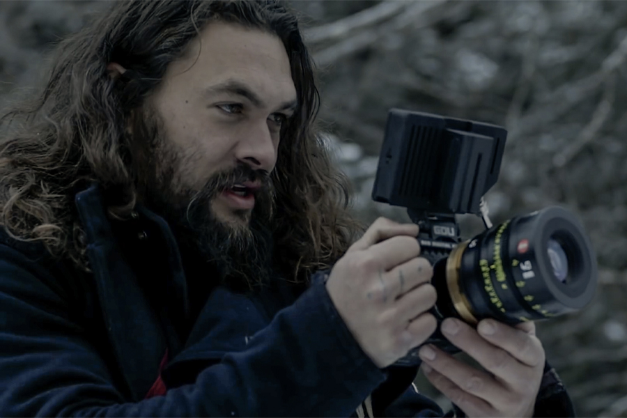 Jason Momoa Red Camera