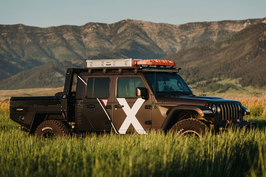 Expedition Overland's Jeep Gladiator Build is the Stuff of Legend