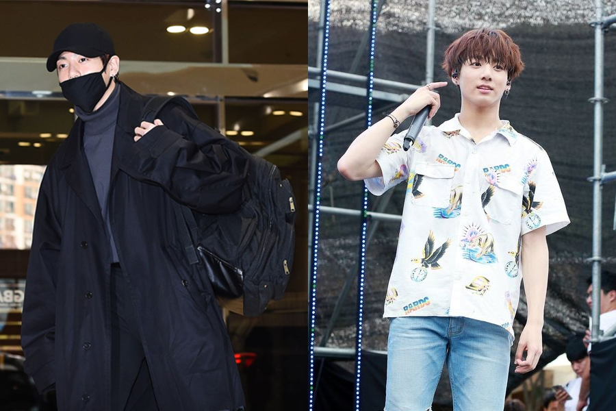 Jungkook Style Guide