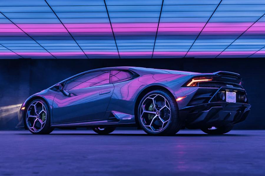 Lady Gaga Lamborghini