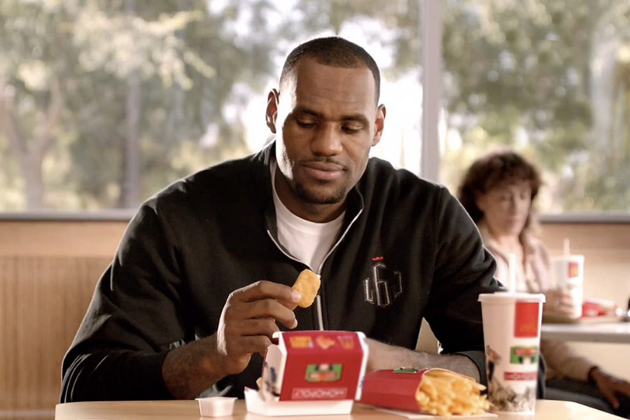 Lebron James diet 4