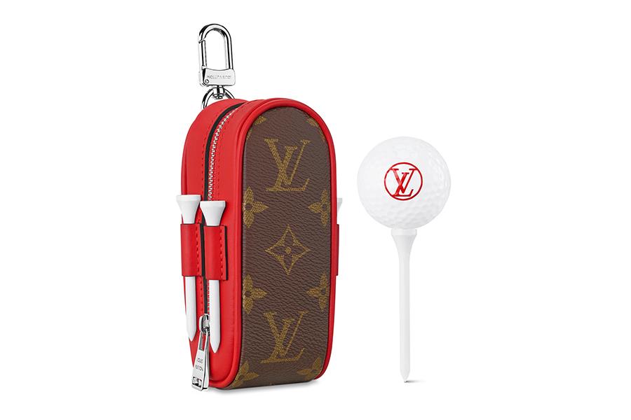 Louis Vuitton Golf Accesories red