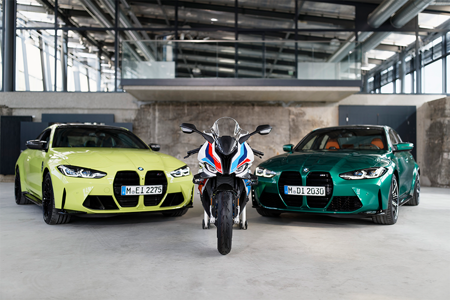 M1000RR and M Cars