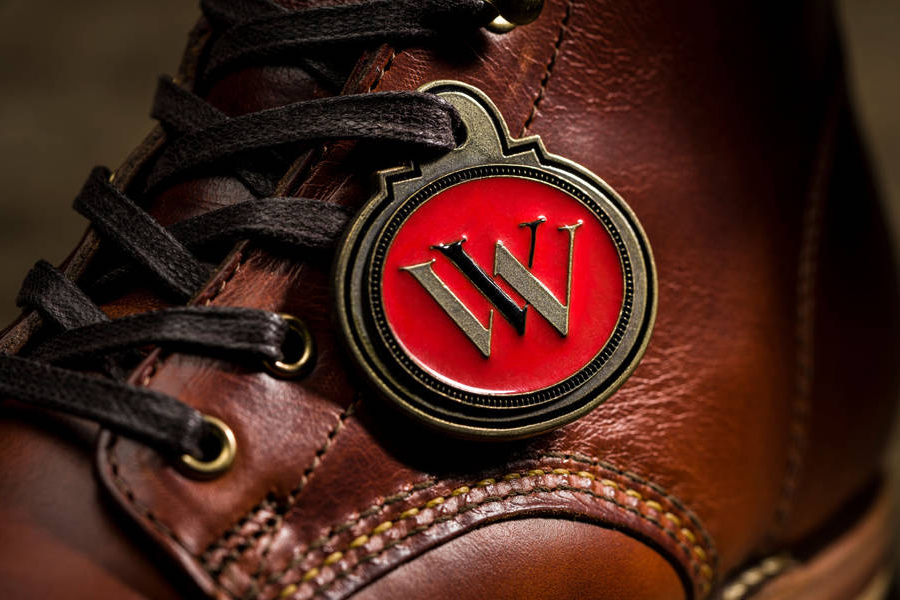 Men's Old Rip X 1000 Mile Cap Toe Boot logo