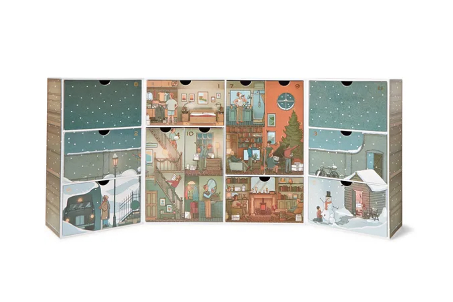 MR PORTER Advent Calendar
