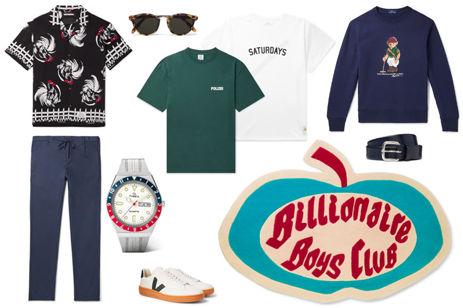 Products from MR Porter Finds November