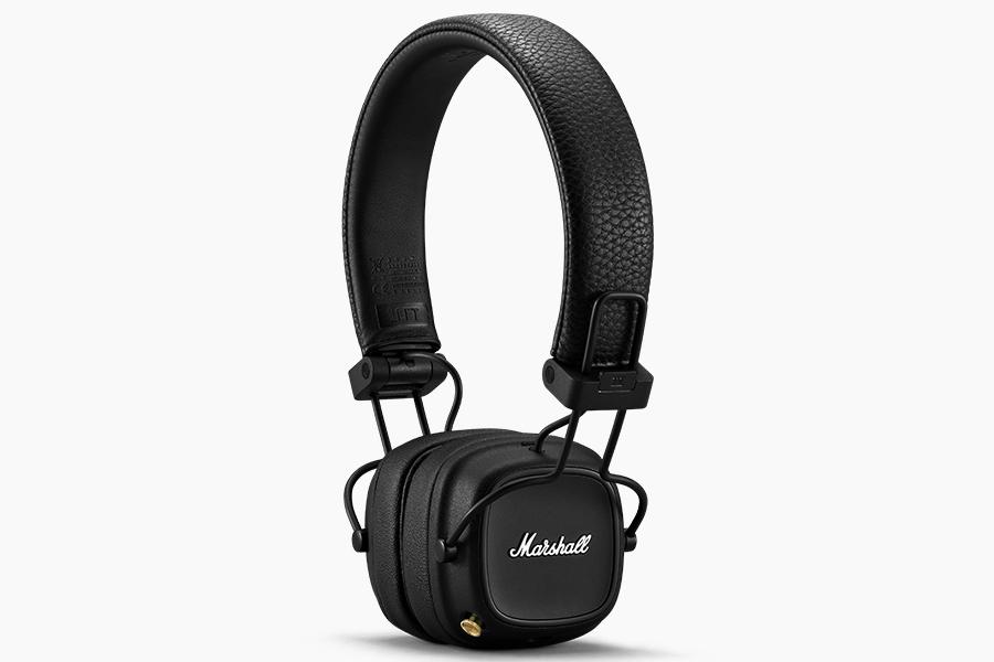 Marshall IV Wireless Headphones back