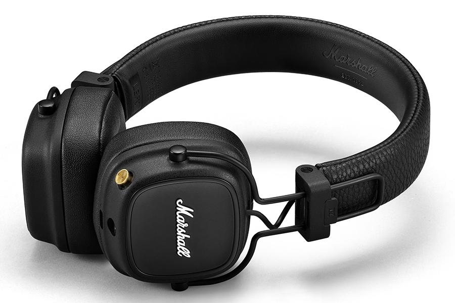 Marshall IV Wireless Headphones side