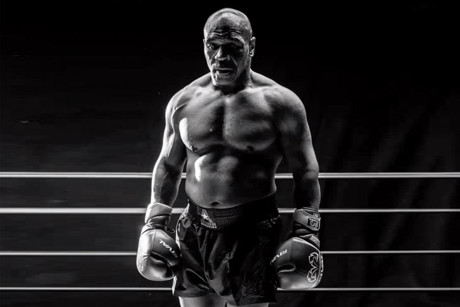 Mike Tyson 3