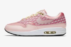 NikeAir Max 1 'Strawberry Lemonade' sneakers