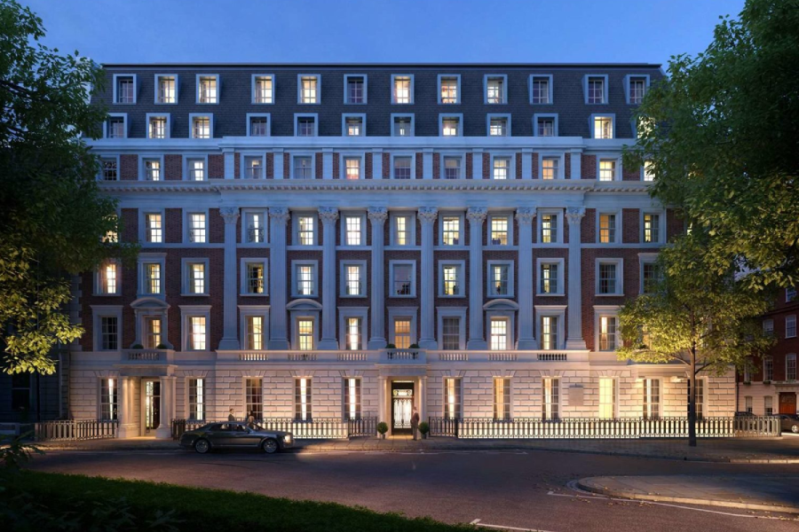 No. 1 Grosvenor Square Goes For a Cool $252 Million | Man of Many