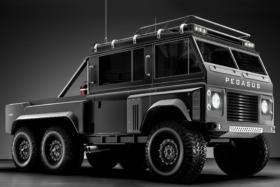 Pegasus Customised Land Rover Defender