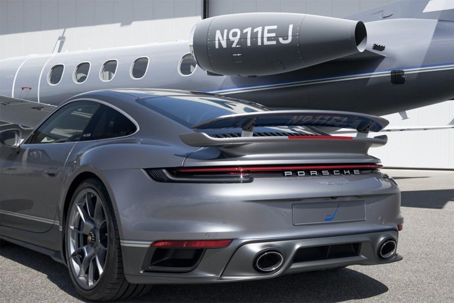 Porsche Duet